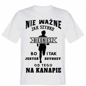 Koszulka Bieganie