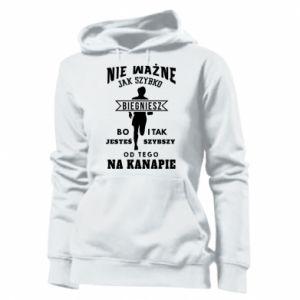 Women's hoodies Running