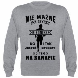 Sweatshirt Running