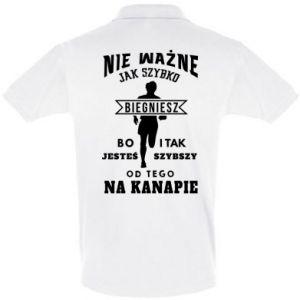 Men's Polo shirt Running
