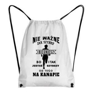 Plecak-worek Bieganie