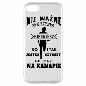 Phone case for iPhone 7 Running