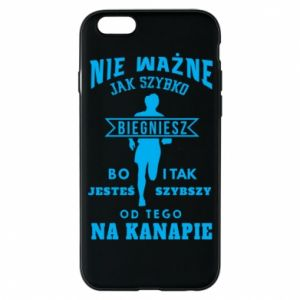 Phone case for iPhone 6/6S Running