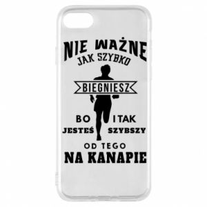 Phone case for iPhone 8 Running