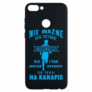 Phone case for Huawei P Smart Running