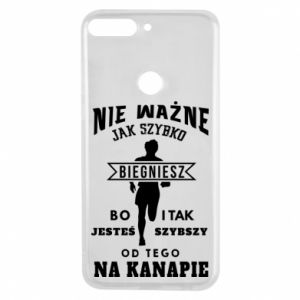 Phone case for Huawei Y7 Prime 2018 Running
