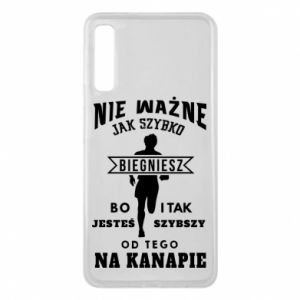 Phone case for Samsung A7 2018 Running