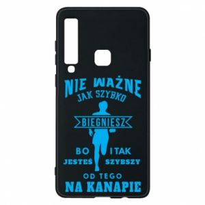 Phone case for Samsung A9 2018 Running
