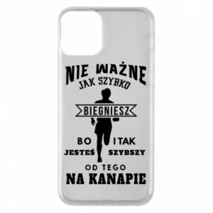 Phone case for iPhone 11 Running