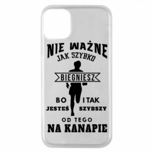 Phone case for iPhone 11 Pro Running