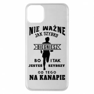 Phone case for iPhone 11 Pro Max Running