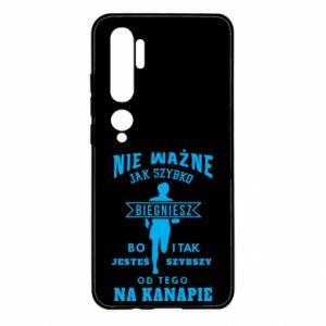 Xiaomi Mi Note 10 Case Running