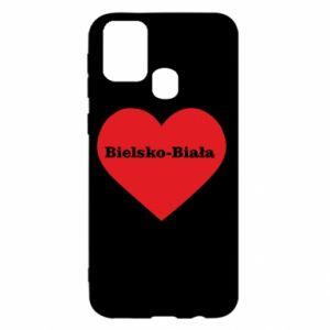 Samsung M31 Case Bielsko-Biala in the heart