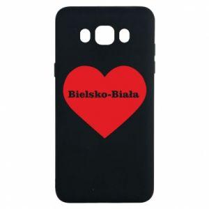 Samsung J7 2016 Case Bielsko-Biala in the heart