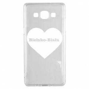 Samsung A5 2015 Case Bielsko-Biala in the heart