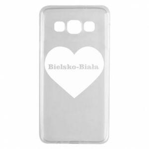 Samsung A3 2015 Case Bielsko-Biala in the heart