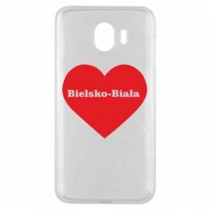 Samsung J4 Case Bielsko-Biala in the heart