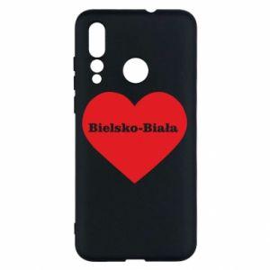 Huawei Nova 4 Case Bielsko-Biala in the heart