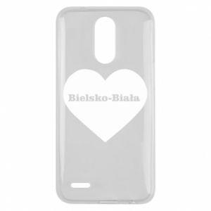 Lg K10 2017 Case Bielsko-Biala in the heart