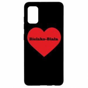Samsung A41 Case Bielsko-Biala in the heart