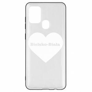 Samsung A21s Case Bielsko-Biala in the heart