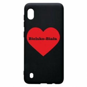 Samsung A10 Case Bielsko-Biala in the heart