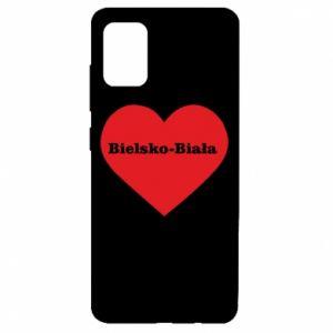 Samsung A51 Case Bielsko-Biala in the heart