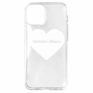 iPhone 12 Mini Case Bielsko-Biala in the heart