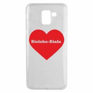 Samsung J6 Case Bielsko-Biala in the heart