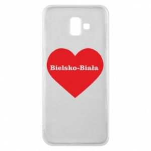 Samsung J6 Plus 2018 Case Bielsko-Biala in the heart
