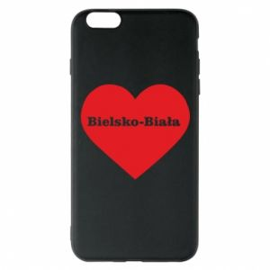 Phone case for iPhone 6 Plus/6S Plus Bielsko-Biala in the heart