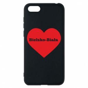 Huawei Y5 2018 Case Bielsko-Biala in the heart