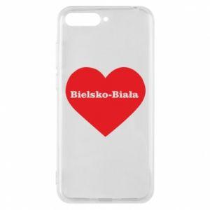 Huawei Y6 2018 Case Bielsko-Biala in the heart