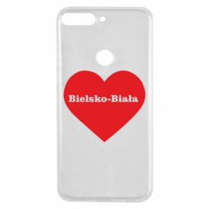 Huawei Y7 Prime 2018 Case Bielsko-Biala in the heart