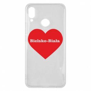 Huawei P Smart Plus Case Bielsko-Biala in the heart