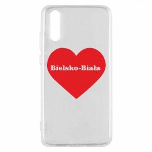 Huawei P20 Case Bielsko-Biala in the heart