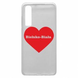 Huawei P30 Case Bielsko-Biala in the heart