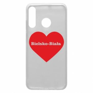 Huawei P30 Lite Case Bielsko-Biala in the heart