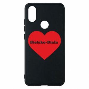 Xiaomi Mi A2 Case Bielsko-Biala in the heart