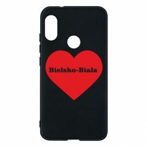 Mi A2 Lite Case Bielsko-Biala in the heart