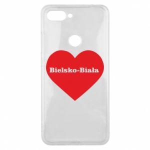 Xiaomi Mi8 Lite Case Bielsko-Biala in the heart