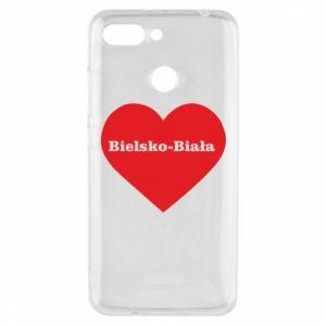 Xiaomi Redmi 6 Case Bielsko-Biala in the heart