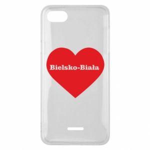 Xiaomi Redmi 6A Case Bielsko-Biala in the heart