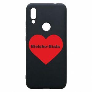 Xiaomi Redmi 7 Case Bielsko-Biala in the heart