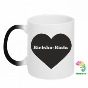 Magic mugs Bielsko-Biala in the heart