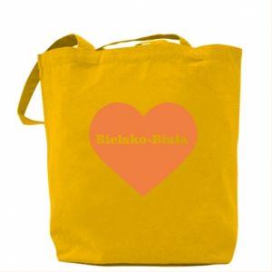 Bag Bielsko-Biala in the heart