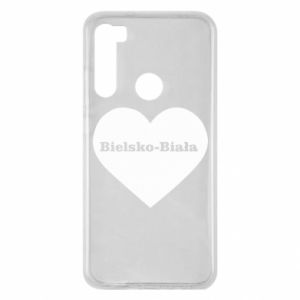 Xiaomi Redmi Note 8 Case Bielsko-Biala in the heart