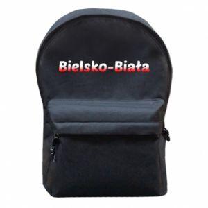 Plecak z przednią kieszenią Bielsko-Biała
