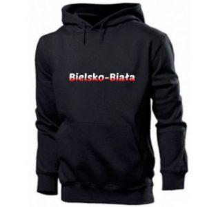 Bluza z kapturem męska Bielsko-Biała