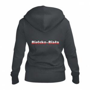 Damska bluza na zamek Bielsko-Biała